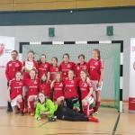 C2 belegt den 3. Platz im Futsal Finale