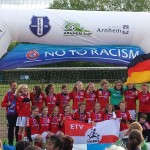 C2 beim Girls Cup in Arnheim