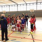 D1 erreicht Hallen-Pokalfinale