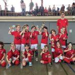 G-Mädchen überzeugen beim Löwinnen Cup