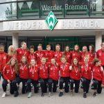 Norddeutsche Meisterschaft: C1 unterliegt im Finale knapp gegen Werder Bremen