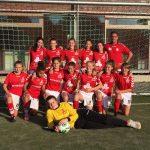 Gelungener Saisonschluss der neuen C1 beim KickBees Cup
