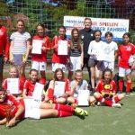 D2: Mit zwei Teams beim KickBEES Cup