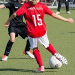 E1: Endlich wieder Fußball, endlich wieder Tore