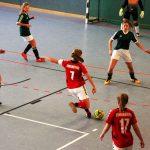 B1 erreicht 3te Futsalrunde