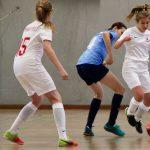 B1 gewinnt Futsal -Auftakt