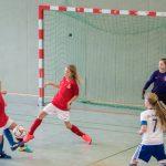 E1: Einzug ins Hallenfinale ohne Gegentor
