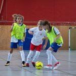 Erfolgreicher Start der jüngeren KickBEES-Teams in die Hallenmeisterschaften 2018/19