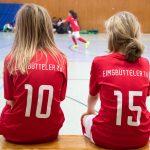 Hallenfinals der D- und E-Mädchen: Bergedorf wird rot-weiß