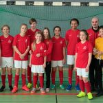 D2 – Endrunde um die Hamburger Hallenmeisterschaft erreicht