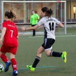 D2 gewinnt Testspiel gegen FC Bergedorf deutlich
