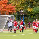 1. Frauen – Starke Teamleistung führt zum Heimerfolg über Bergedorf