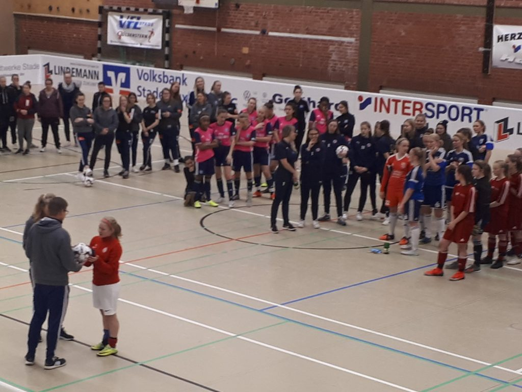 1. Frauen: 3. Platz beim Ladies Cup 2020 in Stade