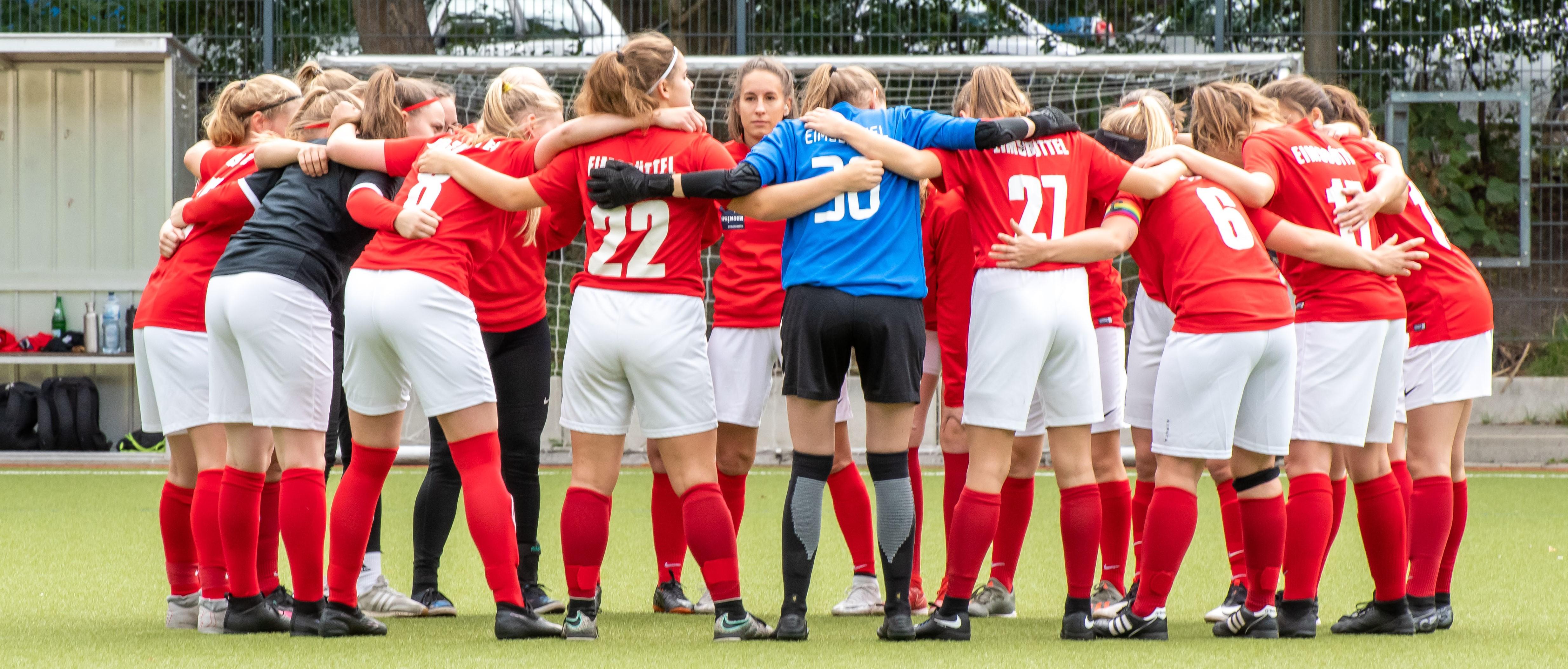 Frauen - Erste Runde im Pokal geschafft