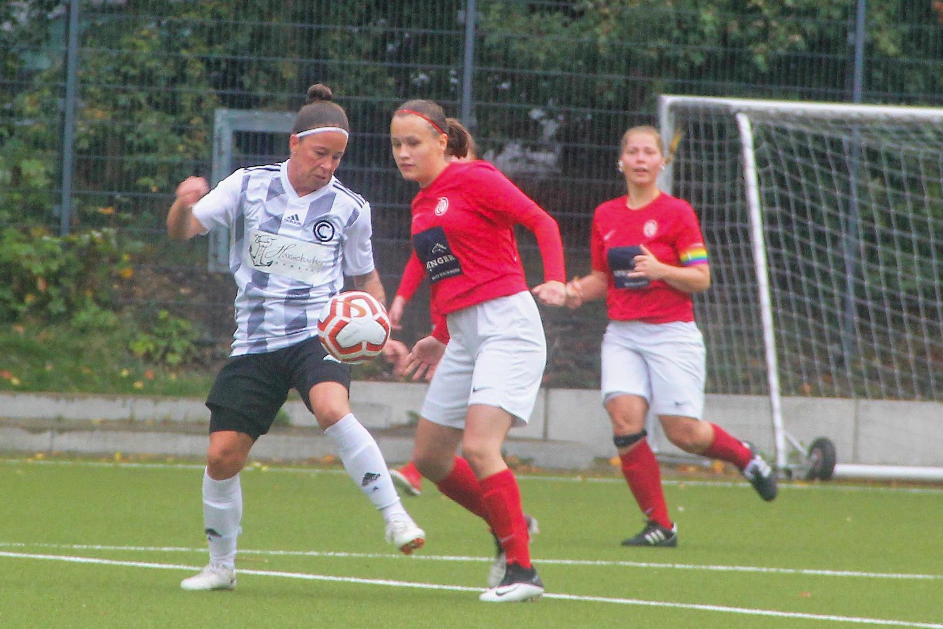 Erfolgreicher Ligaauftakt für die Frauen – 3 Spiele, 3 Siege, kein Gegentor